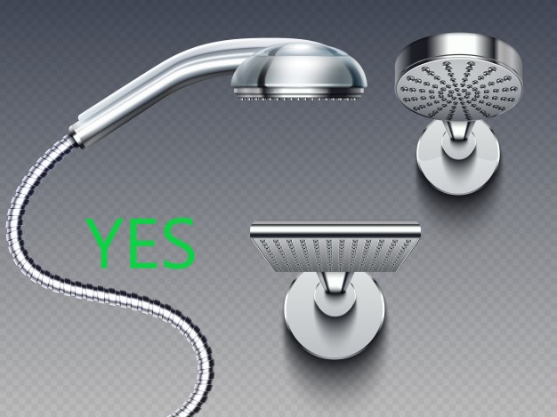 Save Water by Using Shower - Save Water in हिन्दी