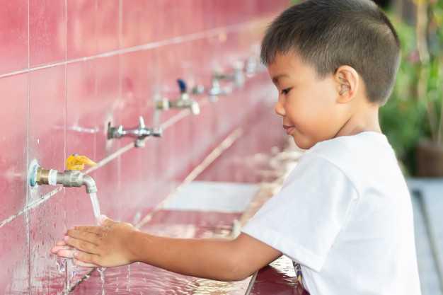Wash Hand separately