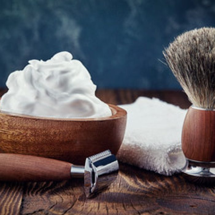 Save water in routine activities while shaving